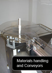 Materials handling and Conveyors - Mac Engineering