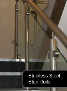 Stainless Steel Rails - Mac Engineering